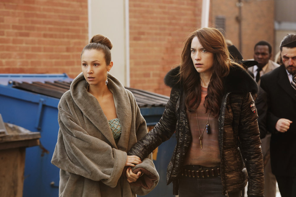 Wynonna Earp: Season Two Episode Order Expanded - canceled TV shows
