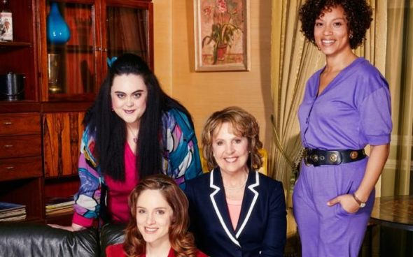 Brief Encounters TV show on ITV