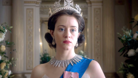 The Crown TV show on Netflix
