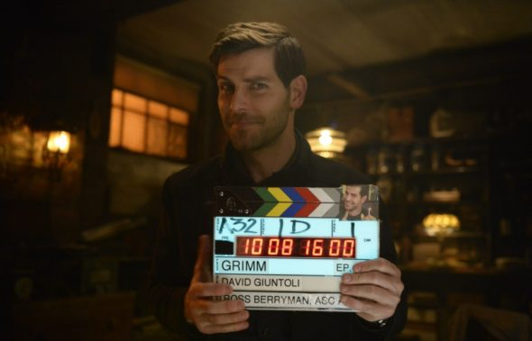 Grimm TV show on NBC
