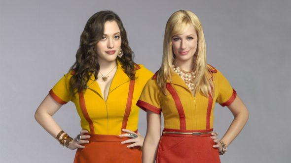 2 Broke Girls TV show on CBS: canceled or season 7?
