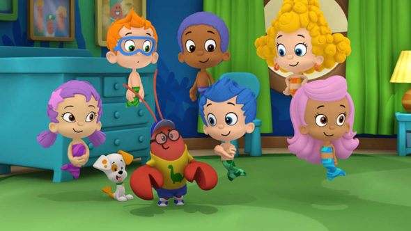 Bubble Guppies TV show on Nickelodeon