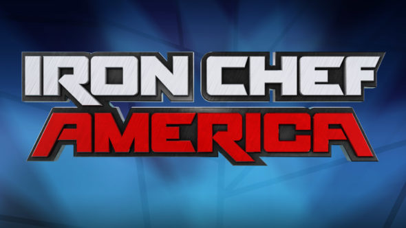 Iron Chef America TV show on Food Network
