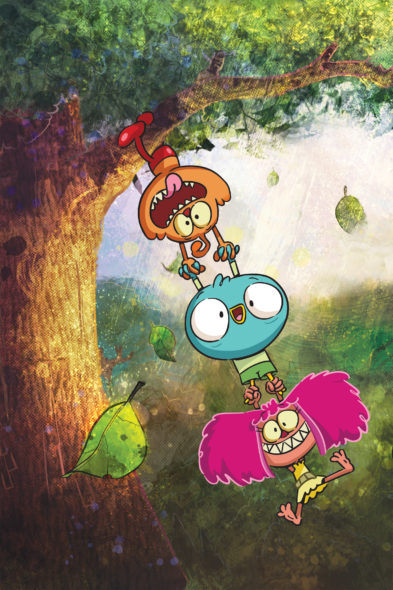 Harvey Beaks: Cancelled by Nickelodeon