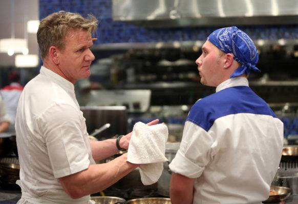 Hell\'s Kitchen: Season 17; Gordon Ramsay Previews the First All ...