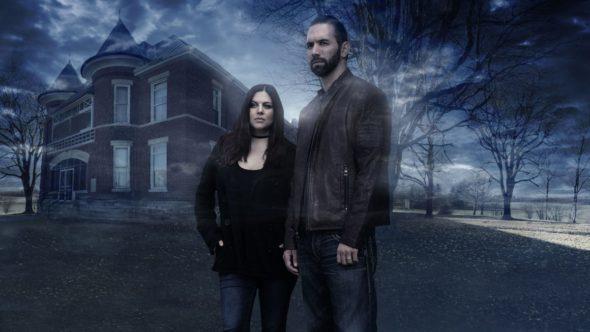 Paranormal Lockdown TV show on TLC
