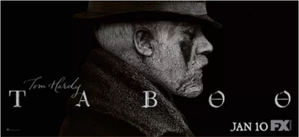 Taboo TV show on FX