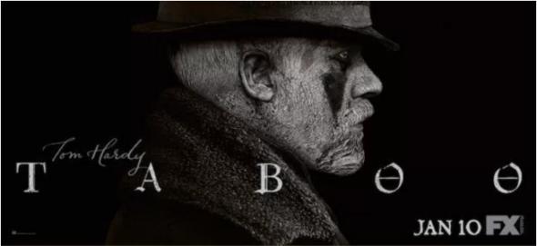 Taboo TV show on FX
