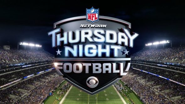 Thursday Night Football TV show on CBS