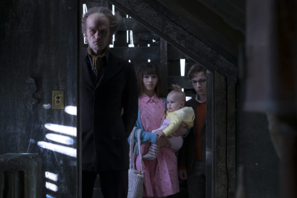 A Series Of Unfortunate Events TV show on Netflix: season 1 (canceled or renewed?)