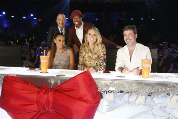 America's Got Talent Holiday Spectacular on NBC