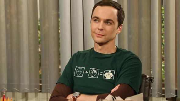 The Big Bang Theory TV show on CBS