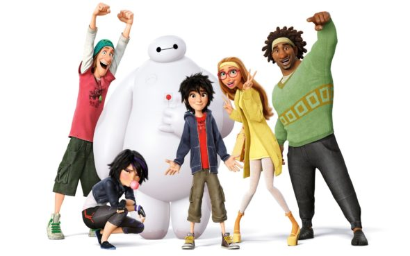 Big Hero 6 TV show on Disney XD