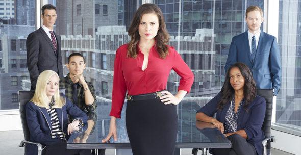 Conviction TV show on ABC: canceled, no season 2. Conviction TV show on ABC: season 1 (canceled or renewed?)