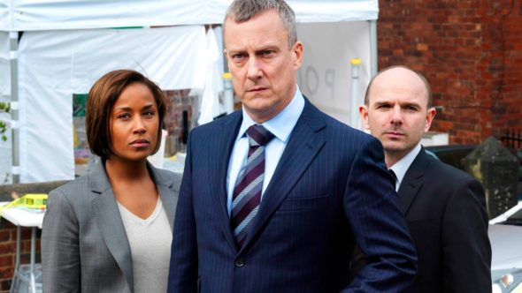 DCI Banks TV show on ITV: canceled, no season 6.