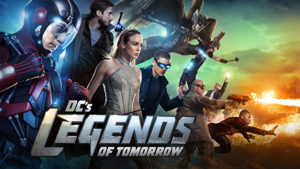 DC's Legends of Tomorrow TV show on The CW: season 2 episode order increased (canceled or renewed?)