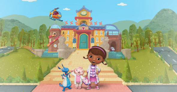 Doc McStuffins TV show on Disney Junior: season 5 renewal (canceled or renewed?)