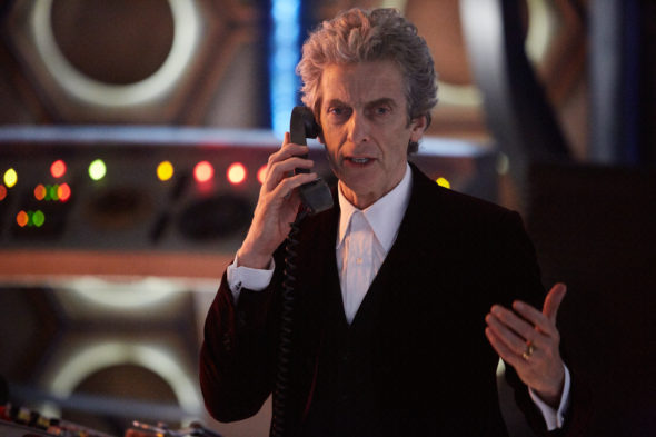 Doctor Who: Christmas Special Coming to Theaters in December ...