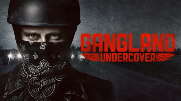 Gangland Undercover TV show on A&E