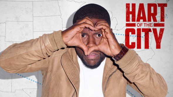 Kevin Hart Presents: Hart of the City renewed for season 2 on Comedy Central (canceled or renewed?)