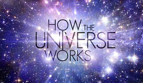 How the Universe Works TV show on Science Channel
