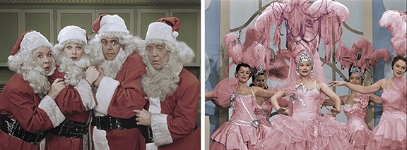 I Love Lucy Christmas Special on CBS: canceled or renewed?