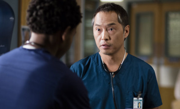 Ken Leung not returning to The Night Shift TV show on NBC: season 4 (canceled or renewed?) Ken Leung leaves The Night Shift TV show on NBC: season 4 (canceled or renewed?)