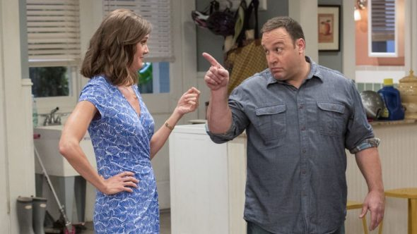 Kevin Can Wait TV show on CBS: canceled or season 2?
