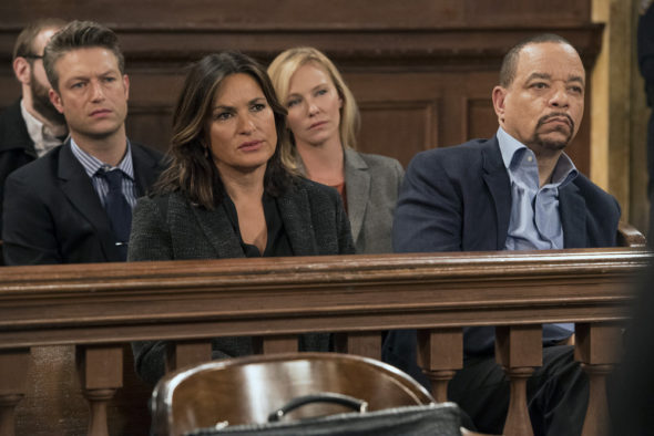 Law & Order: Special Victims Unit TV show on NBC: season 18 (canceled or renewed?)