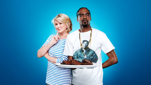 Martha & Snoop's Potluck Dinner Party TV show on VH1