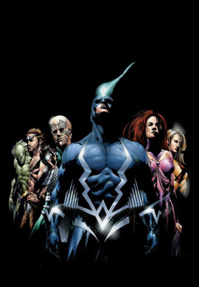 Marvel's Inhumans TV show on ABC: season 1 (canceled or renewed?)