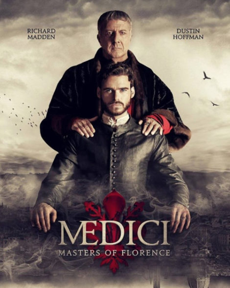Medici: Masters of Florence TV show on Netflix: season 1 (canceled or renewed?)