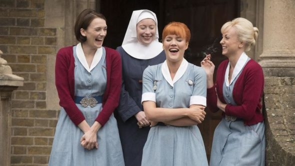 Call the Midwife TV show on BBC One