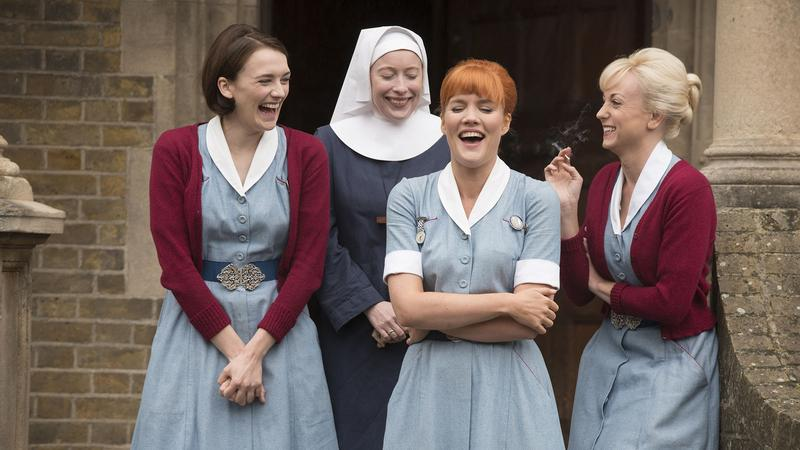 Call the Midwife: PBS Announces Christmas Special & Season Seven ...
