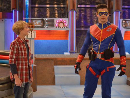 Henry Danger TV show on Nickelodeon