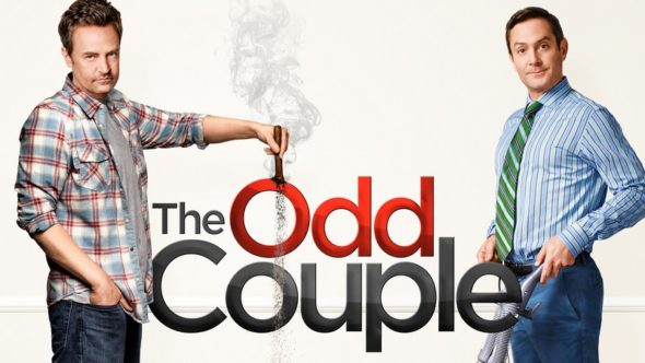 The Odd Couple TV show on CBS: canceled? no season 4?