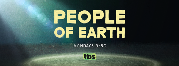People of Earth TV show on TBS (canceled or season 2?)