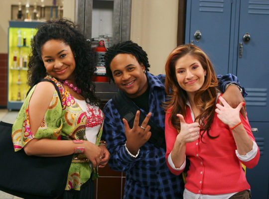 That's So Raven TV show on Disney Channel
