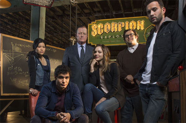 Scorpion 4x02 Espa&ntildeol Disponible