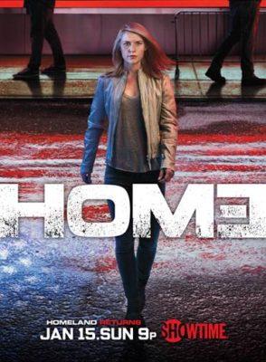 Homeland TV show on Showtime