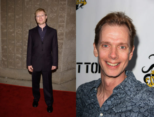 Anthony Rapp, Doug Jones