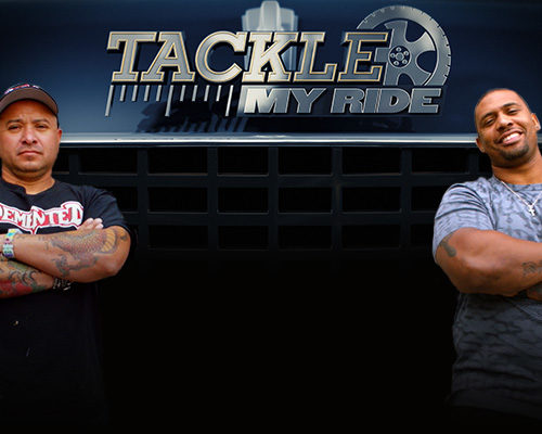 Tackle My Ride TV show on NFL Network: season 1 premiere (canceled or renewed?)