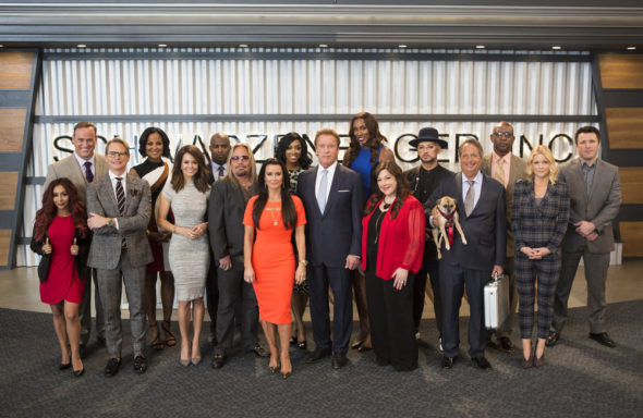 The New Celebrity Apprentice TV show on NBC: season 8 (canceled or renewed?)