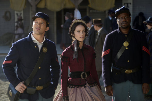 Timeless TV show on NBC: cancel or season 2?