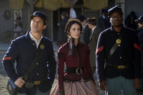 Timeless TV show on NBC: canceled or season 2?