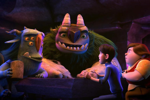 Trollhunters TV show on Netflix: season 1 (canceled or renewed?)