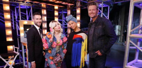 The Voice TV show on NBC: canceled or season 12?