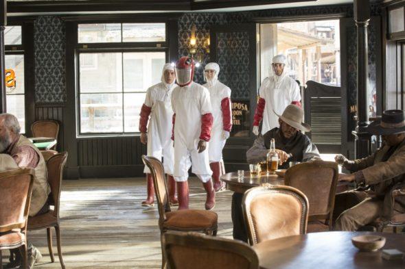 Westworld renewed for season two on HBO. Westworld TV show on HBO: season 2 renewal (canceled or renewed?)