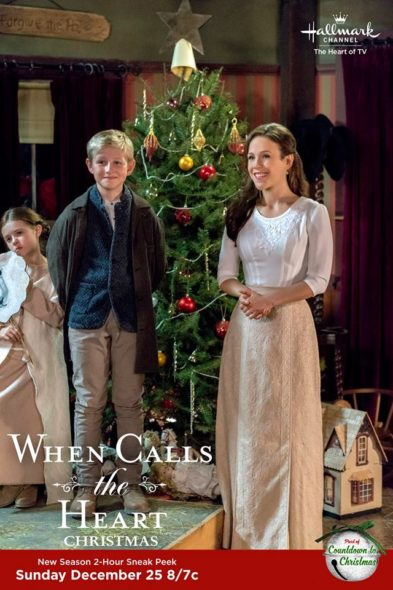 When Calls the Heart TV show on Hallmark Channel: season 4 Christmas special (canceled or renewed?)