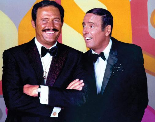 Rowan & Martin's Laugh-In TV show on Decades